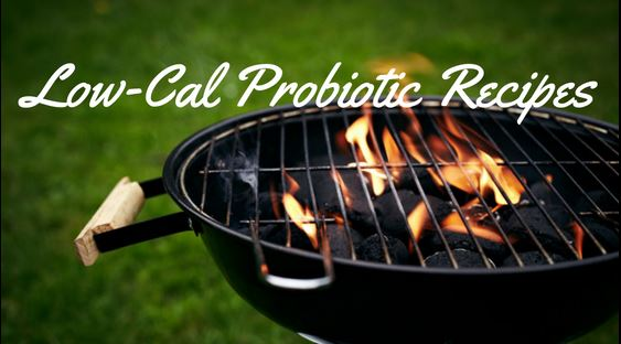 low calorie probiotic recipes
