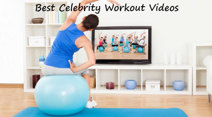 Best Celebrity Workout Videos List