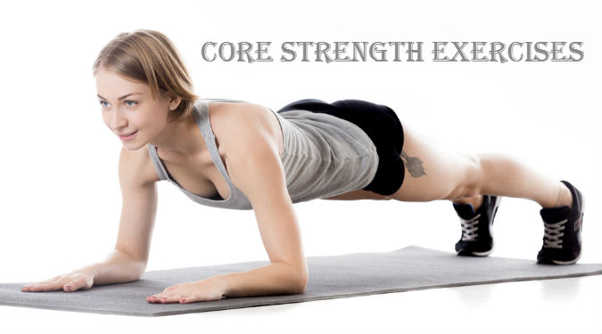 Get a Strong Core Workout